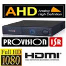 מערכת הקלטה ל 32 מצלמות אבטחה רזולוציה 1080P/2MP דיסק 4TB, הקלטה בתנועה, צפייה מרחוק כולל סלולר, HDMI עכבר,שלט