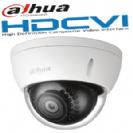 """מצלמת כיפה אינפרה HDCVI רזולוציה 2MP אנטי וונדל עדשה 3.6 מ""""מ תוצרת dahua"""