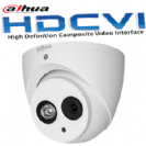"""מצלמת כיפה אינפרא HDCVI רזולוציה 2.1MP עדשה 3.6 מ""""מ כולל  WDR מלא תוצרת dahua"""