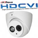 """מצלמת כיפה אינפרא HDCVI רזולוציה 2.1MP עדשה משתנה 2.7-12 מ""""מ כולל OSD ו WDR תוצרת dahua"""