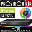 מערכת הקלטה ל 8 מצלמות אבטחה + 4 מצלמות IP רזולוציה 4MP דיסק 2TB