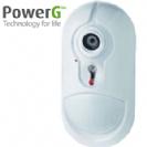 גלאי מצלמה אלחוטי דו-כיווני אידיאלי עבור אימות אזעקה בזמן אמת דגם: Next CAM PG2