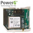 GSM-350 עם קישוריות GPRS