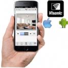 אפליקציה VisonicGO