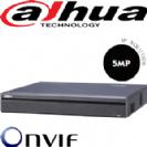 מערכת הקלטה NVR ל 16 מצלמות אבטחה קצב 80Mbps עד 5MP לערוץ דיסק 1Tb
