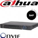 מערכת הקלטה NVR ל 16 מצלמות אבטחה קצב 200Mbps עד 5MP לערוץ דיסק 1Tb