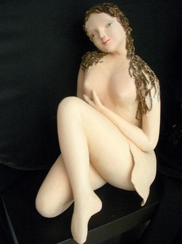 לובוב קונין - פסלת