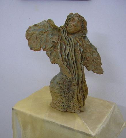 נעמי ברקוביץ - פסלת