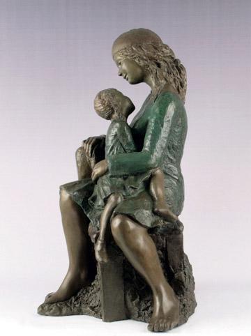 מקום מבטחים - אלישבע צבר - פסלת