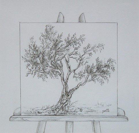 איוואט ג'אורנו - ציירת