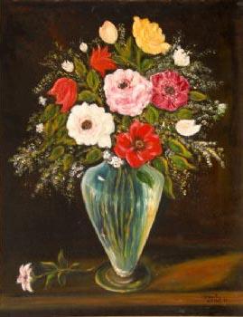 דניאל אביטבול - ציירת
