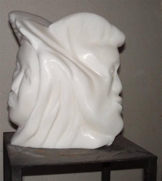 אביבה ברגר - פסלת