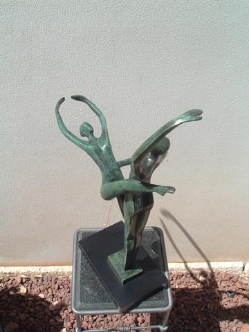 שושי איריץ - פסלת