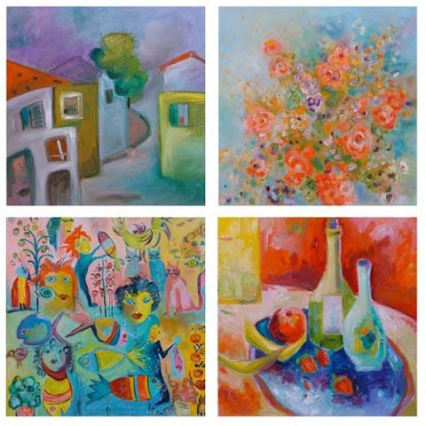 בטי דנון - ציירת