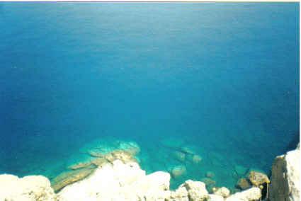 ים טורקיז, רודוס - דפנה דגן - צלמת