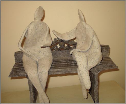 בתיה גזית - פסלת