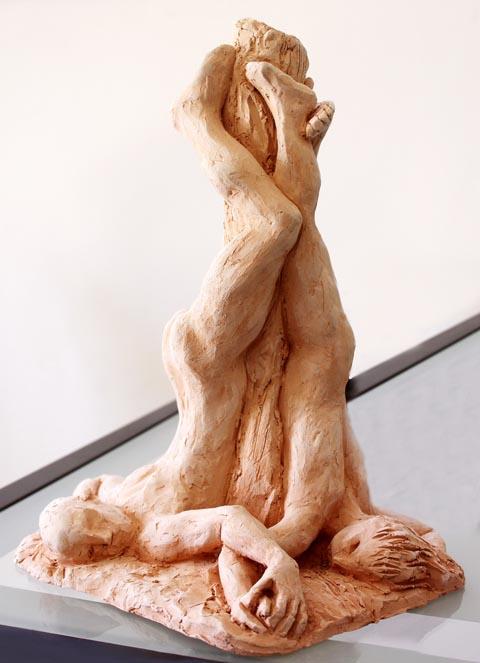 הלנה גת - פסלת