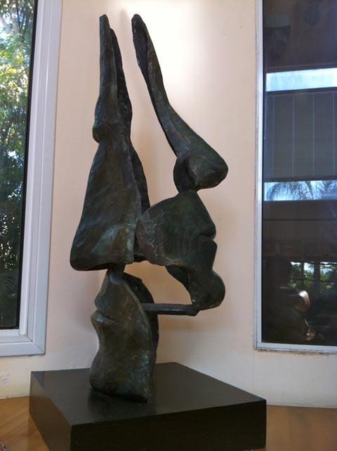 רוזי קריתי - פסלת