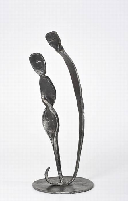 אורית וינברג - פסלת, נפחות ברזל