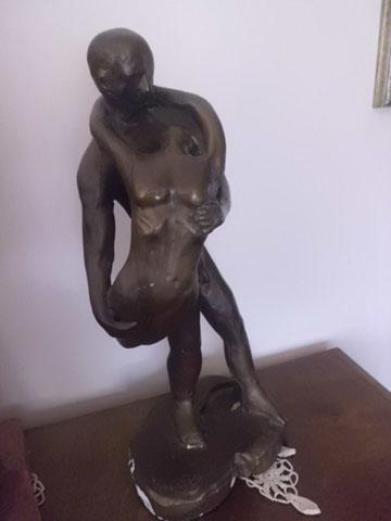 הרקדנים - איגור פולסקי - פסל