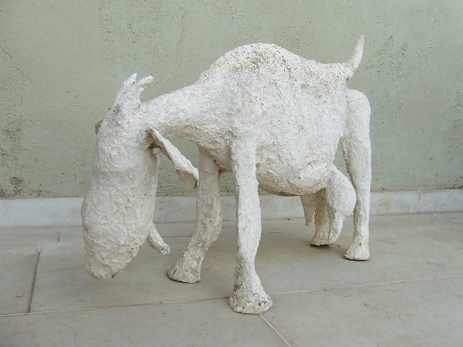 מאיר טרוסמן - פסל