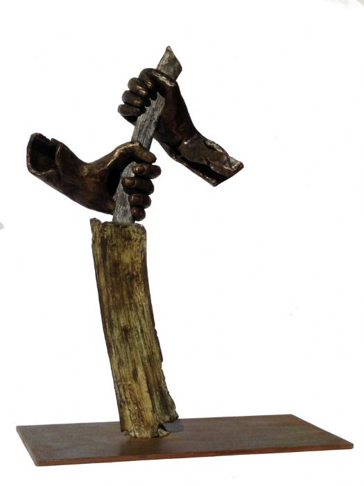 דבורה לוטן - פסלת