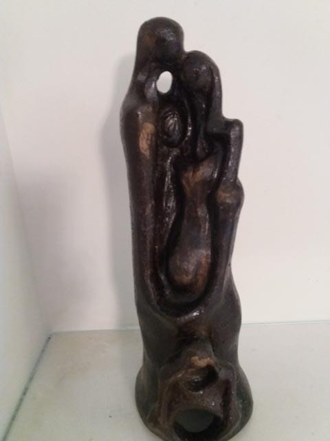 שאול אלבז - פסל