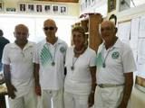 מקום שני שלשות מעורבות 2011, אלי שלו, תלמה פינק ומרווין האצ´וול R/U of 2011 mixed trips, Eli Shalev, Talma Fink and Marvyn Hatchuel