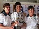 Ladies pennant 2009 winners מנצחות ארצית 2009