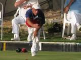 קולין סילברסטיין במשחק גמר המאסטרס 2009 Colin Silberstein in the 2009 masters final