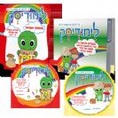 לימודיסק - שני משחקים (4-6,5-7) (CD)