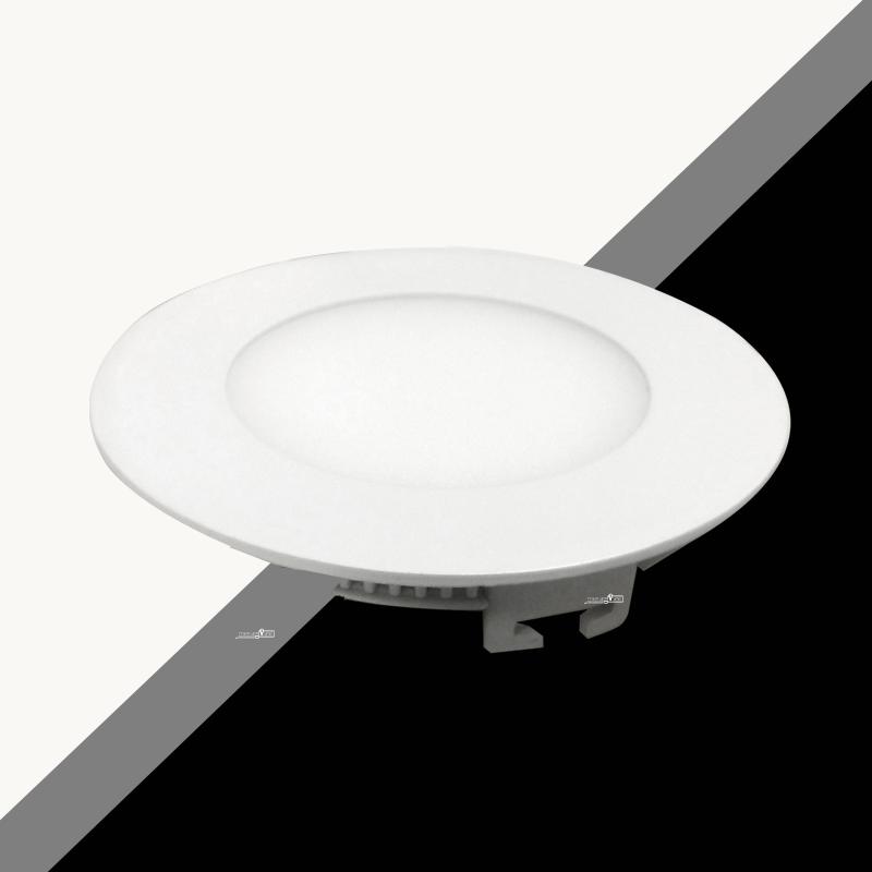שקוע עגול לבן
