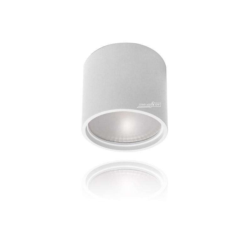 גוף תאורה עגול מוגן מים 3W