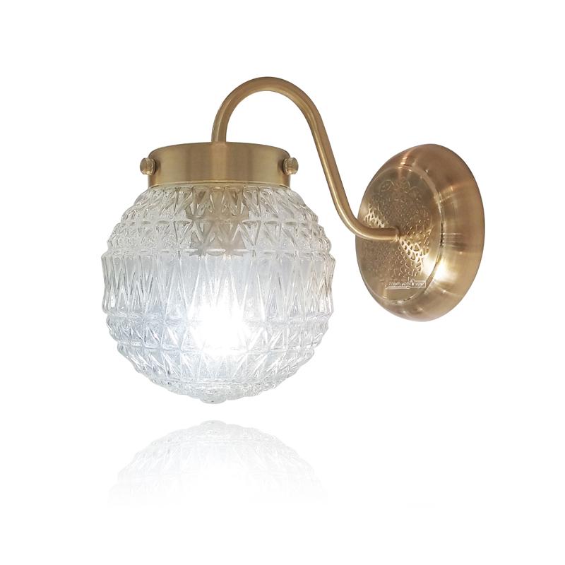 מנורת קיר וינטג' דקורטיבית