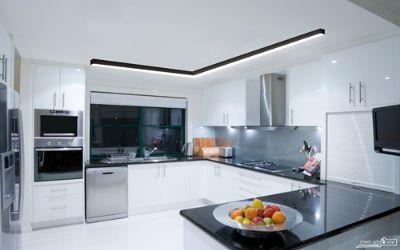 פרופיל תאורה למטבח