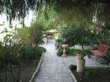 האכסניה הלותרנית- הגינה המזרחית
