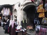 סימון התחנה ה-4 ברחוב הגיא בסמיכות לכנסייה הארמנית