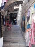 רחוב סנט מרק - עליה מרחוב דוד