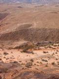תצפית מגבעת חרוט מכתש רמון