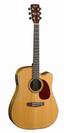 גיטרה אקוסטית קורט  מוגברת CORT MR710OV OVANKOL