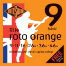 סט מיתרים לחשמלית רוטוסונד  09-46  ROTOSOUND   RH9