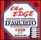 סט מיתרים לחשמלית דיאקיסטו  330 0.10  D'AQUISTO