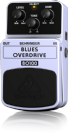 פדל ברינגר  BEHRINGER Blues Overdrive BO100