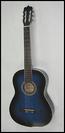 גיטרה קלאסית  כחולה אלברטו מנצ'יני ALBERTO MANCHINI 020A139BL