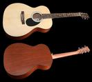 גיטרה אקוסטית מרטין  +ארגז  MARTIN  OM-1