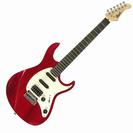 גיטרה חשמלית HSS אדומה קורט   CORT G210TR