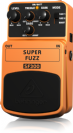 פדל ברינגר  BEHRINGER  SUPER FUZZ SF300