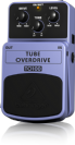 פדל ברינגר  BEHRINGER  TUBE OVERDRIVE TO100
