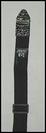 רצועה  שחורה פרקסונס  PARKSONS  S101