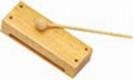 תיבת הקשה מעץ בסטלר  עם מקוש BESTLER   BZ-1